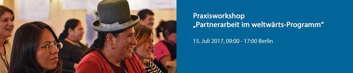 Partner-Workshop